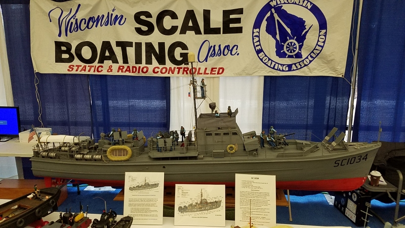 Milwaukee Boat Show - January 2017